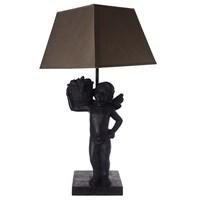 Настольная лампа Ангел с корзиной