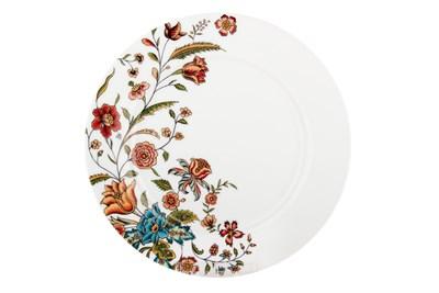 Тарелка десертная 19см  P011-A06952 Butterfly Flora - фото 37294