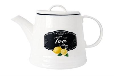 Чайник заварочный 900мл 5629-900-J020 Kitchen basic - фото 37330