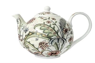 Чайник заварочный 1л B0930-A06952 Butterfly Flora - фото 37331