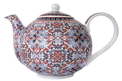 Чайник заварочный с ситечком 1л B0930-A06948 Mauritania - фото 37335