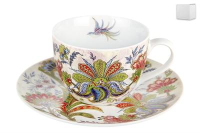 Пара чайная 250мл  B0939-A06949 Bright Ornamental - фото 37366