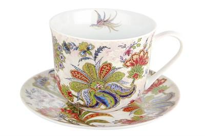 Пара чайная 370 мл Jumbo  B0940-A06949 Bright Ornamental - фото 37374