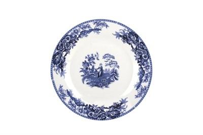 Тарелка десертная 18см  JV917 У колодца - фото 37443