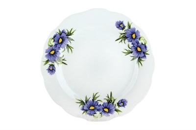 Тарелка десертная 18см  V5019 Органза/в - фото 37447