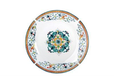 Тарелка десертная 18см  YQ1936 Средиземноморский бриз - фото 37449