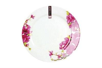 Тарелка десертная 20см  OV804-2 Сакура - фото 37456