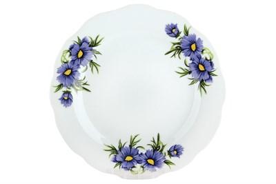 Тарелка десертная 20см  V5019 Органза/в - фото 37457