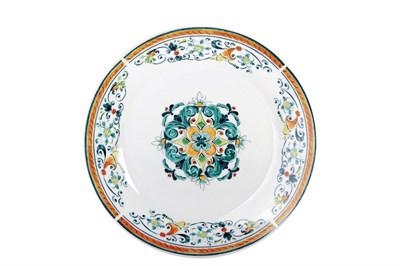 Тарелка десертная 20см  YQ1936 Средиземноморский бриз - фото 37460