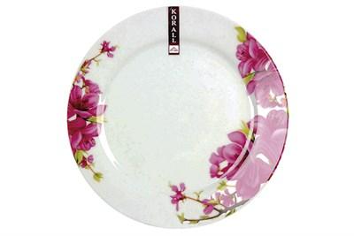 Тарелка обеденная 23см  OV804-2 Сакура - фото 37468