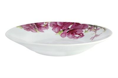 Тарелка суповая 500мл/20см  OV804-2 Сакура - фото 37479