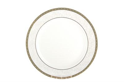 Тарелка десертная 20см круг SX-P800 Аврора - фото 37637