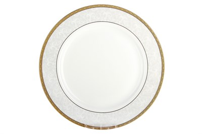 Тарелка обеденная 23см круг SX-P900 Аврора - фото 37643