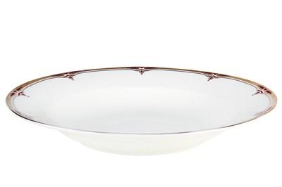 Тарелка суповая 20см круг SX-PS01 Соната - фото 37650