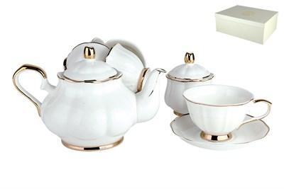 Набор чайный    6/14 250мл п/уп Y004-1(14PCS) Грация - фото 37730