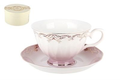 Набор чайный 1/2 250мл п/уп Z590-1-3(1/2) Симфония розовая - фото 37740