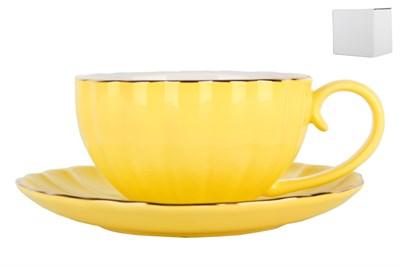 Набор чайный 1/2 ф.круг 280мл ZL09782-2 Солнечный луч - фото 37960