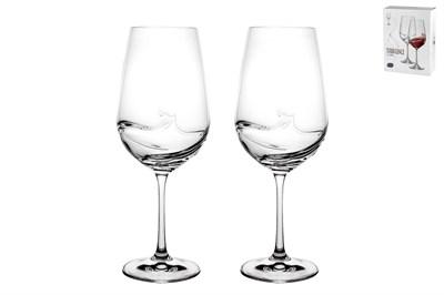 Набор бокалов д/вина 550мл.1/2  40774/00000/550 Турбуленс - фото 37976