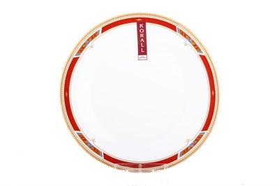 Тарелка плоская 18см  LFBP70/6-161111 орнамент - фото 38011
