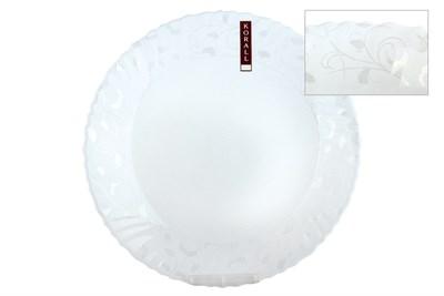 Тарелка плоская 24см  LHP95-130313 арабеска - фото 38017