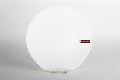 Тарелка плоская 26.7см ракушка LBKP105/6 дары моря - фото 38020