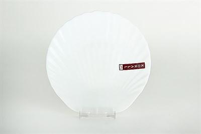 Тарелка плоская 18см ракушка LBKP70/6 Дары моря - фото 38054