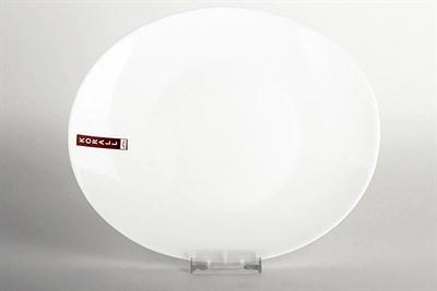 Тарелка плоская 26.7см овал LCP105/6 Лодка - фото 38057