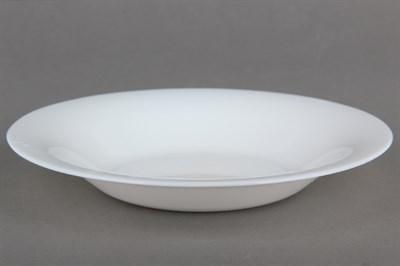 Тарелка глуб.19см ровный край 250мл DBSP26-7.5 классика-2 - фото 38188