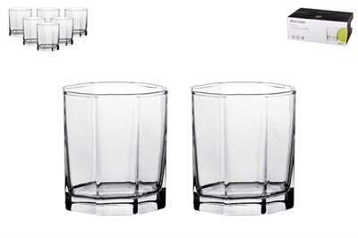 Набор стаканов 1/6 285мл JS1001-7 Робле - фото 38224