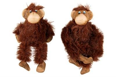 Фигурка керамическая 5х4.5х8см ZY14722D обезьянка-4 - фото 38329