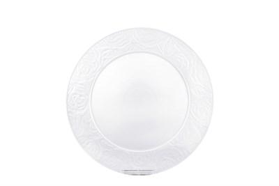 Тарелка десертная 18см  LTMG-P0118 Роза - фото 38366
