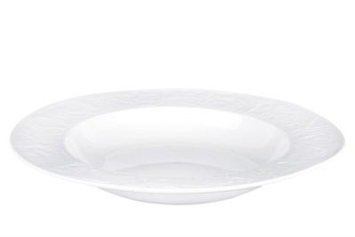 Тарелка суповая 20см  LTMG-P0221 Роза - фото 38378