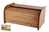 Хлебница 38.5х23х19CM  5066 Бамбук
