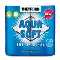 Туалетная бумага  для биотуалетов AQUA SOFT (15)