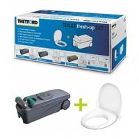 Промо-набор для кассетного туалета C400