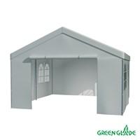 Тент садовый Green Glade 3054 4х4х3,1/2м полиэстер (2 коробки)