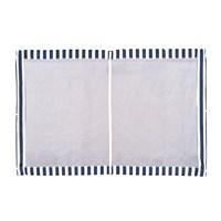 Стенка для садового тента Green Glade 4140 1,95х2,95м полиэстер с москитной сеткой синяя (20)