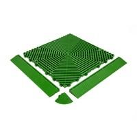 Бордюр зелёный HELEX
