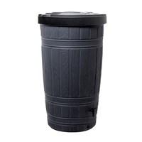 Комплект Водосборник Woodcan 265 л черный