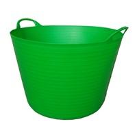 Корзина зеленый 42 л (10)