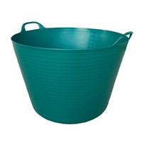 Корзина темно-зеленый 60 л (10)