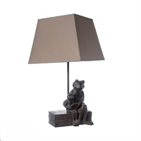 Настольная лампа Лягушки читающие