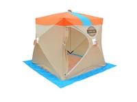 Омуль Куб 2 палатка для зимней рыбалки