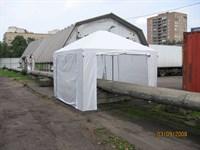 Палатка сварщика Митек 2.5х2.5 (ТАФ) (производство)
