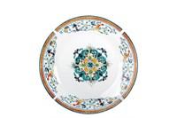 Тарелка десертная 18см  YQ1936 Средиземноморский бриз