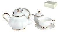 Набор чайный    6/14 250мл п/уп Y004-1(14PCS) Грация