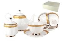 Набор чайный 6/14 250мл п/уп Y004-402(14PSC) Золотой дуэт