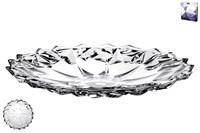 Блюдо сервировочное 34см DSP2015-13 гранение лед