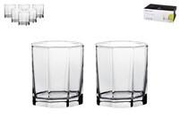 Набор стаканов 1/6 285мл JS1001-7 Робле