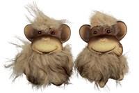 Фигурка декоративная/магнит 6х5х2см FQ14703B-M обезьянка-4